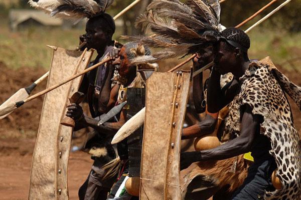 Uganda Wildlife & Culture Safari
